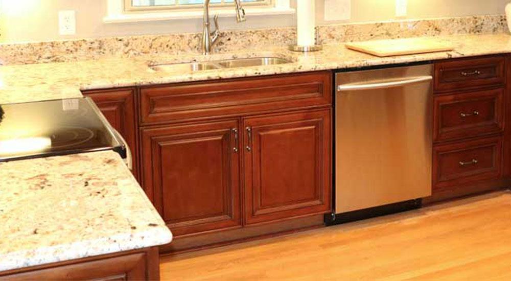 Panda Kitchen & Bath Richmond - Natural Wooden Cabinets